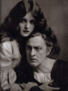 Mary Astor and John Barrymore