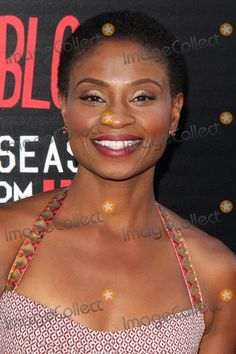 Adina Porter At The True Blood Season 7 Premiere Tcl Chinese Theater