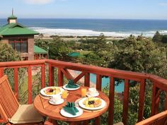Boardwalk Leisure Portfolio - Boardwalk Leisure Portfolio is set high on the slopes above the tranquil seaside village of Wilderness, only a short stroll from the beach and lake below. Luxury Rooms sea-facing all have twin beds, en-suite ... #weekendgetaways #wilderness #gardenroute #southafrica #travel #lodge