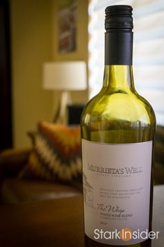 Wine of the Day: 'The Whip' from Murrieta's Well Vineyard (Livemore) California Food, Wine And Spirits, White Wine, Wine Recipes, Wines, Vineyard, Wellness, Bottle, Day