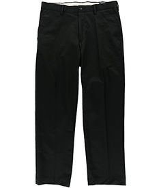 NestYu Mens Cotton Linen Waistband Stretchy Big /& Tall Wide Leg Pants