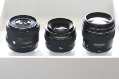 Ready to buy a nicer lens for your DSLR, but don
