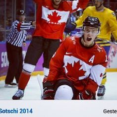 Jonathan Toews, Jeff Carter, and some guy from Team Sweden that I can't be bothered to identify Olympic Hockey, Olympic Team, Olympic Games, Jeff Carter, Captain My Captain, Hockey World, Canadian Girls, Hockey Teams, Ice Hockey