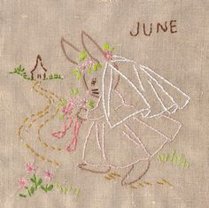 June Bunny   相片擁有者 Bustle & Sew