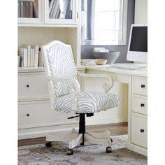 Williams Desk Chair - for my lady room!