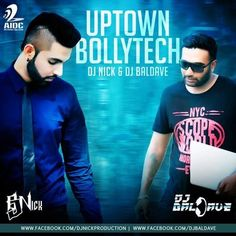 AIDC - Uptown Bollytech By DJ Nick & DJ Baldave Latest Albums, Album Releases, Dj Remix, Nyc, Music, Movie Posters, Artist, Musica, Musik
