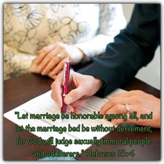 Why is marriage vital to family happiness? The good news comes from Jehovah, the happy God, who wants families to be happy. (1 Timothy 1:11) He originated marriage. Legal marriage is vital to family happiness because it provides a secure environment in which to raise children. Christians should respect local laws concerning the registration of marriage.—Read Luke 2:1, 4, 5. How does God view marriage? He wants it to be a permanent union between a man and a woman. Jehovah wants husbands and…