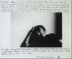 SELF-PORTRAIT BY STEFAN MIHAL by Duane Michals