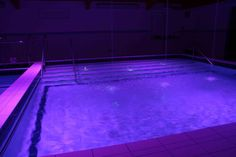 What could go wrong with a purple pool? Edwin thought to himself, now 150 years old and a bit more aware than he had been a century ago... And yet, this century old Dean lord still had the mindset of a teenage boy... So... He jumped in.