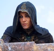 "Ariane Labed as Maria in 2016 ""Assassin's Creed"" ~~~Her brilliant performance with Michael Fassbender...."