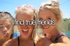 I thought I had my true friend, but it turns out I was wrong. I have now realized my true friend with with me all along♡