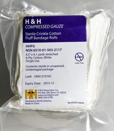 Medical Gauze | Sterile Gauze | Sterile Gauze Pads - Doom and Bloom