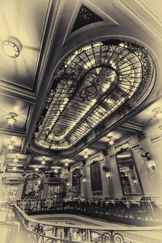"""By Daniel Gafanhoto.  """"Fine art photography of Confeitaria Colombo is located in Rio de Janeiro, Brazil, one of the main tourist attractions in Downtown area."""""""