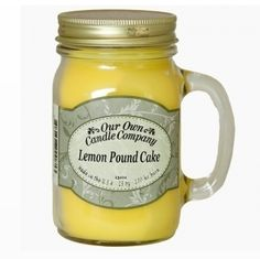 Our Own Candle Company French Vanilla Scented 13 Ounce Mason Jar Candle Company, 13 oz, *** Continue to the product at the image link. (This is an affiliate link) Mason Jar Candles, Scented Candles, Tin Candles, Our Own Candle Company, Candles Online, Miniature Bottles, Thing 1, Candle Companies