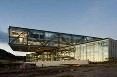 Imagen 1 de 8 de la galería de Edificio de Oficinas Cinepolis / KMD Architects…