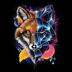RAD FOX #80sretro #neonchromestyle #vincenttrinidadart #VincentTrinidad #vp021 #tshirt #apparel #clothing #freelancer #art #illustration #artwork #dbh #popculture #teefury#teepublic #shirtpunch #redbubble #neatoshop #displate #threadless #qwertee #riptapparel #designbyhumans