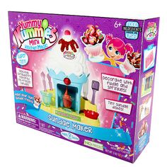 "Yummy Nummies Mini Kitchen Playset - Sundae Maker - Blip Toys - Toys ""R"" Us"