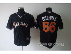 http://www.xjersey.com/new-arrival-mlb-florida-marlins-56-buehrle-black.html NEW ARRIVAL MLB FLORIDA MARLINS #56 BUEHRLE BLACK Only 32.17€ , Free Shipping!