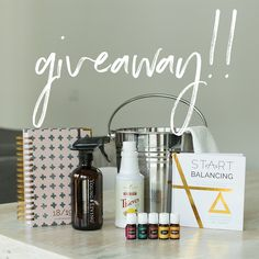 Win a SELF CARE kit with STARTplanner, Start Balancing + Young Living!
