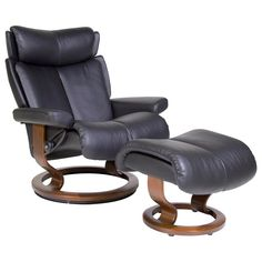 Stressless Recliners Magic Large Recliner and Ottoman by Stressless by Ekornes  sc 1 st  Pinterest : stressless dream recliner - islam-shia.org