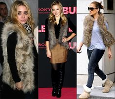 Image detail for -The Faux Fur Vest  Yea or Nay  - The Budget Babe f305de14a