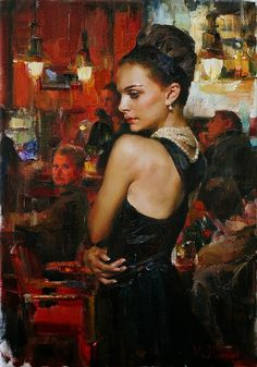Michael and Inessa Garmash(M&I Garmash)... | Kai Fine Art