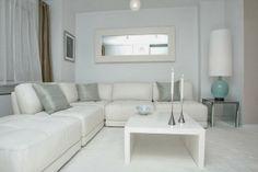 Belles décorations salons à thème blanc ~ Décoration Salon / Décor de Salon