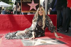 """Wendy Williams received her star on the Hollywood Walk of Fame Thursday, looking back on her tumultuous year while accepting the honor. """"The elephant in [& More The post Wendy Williams Gets Star On Hollywood Walk Of Fame appeared first on Lasgidi Online. Hollywood Walk Of Fame, In Hollywood, One Star, Spring Looks, Celebs, Celebrities, Celebrity News, Celebrity Gist, Celebrity Style"""