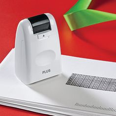 Guard your ID roller: roll/ stamp this design on mail and magazines with personal addresses- I think this is a great idea for people who are afraid to discard even junk mail