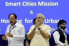 Urban Development #Minister #Naidu Announces Probable #SmartCities