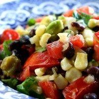 Black Bean Salad | Dr. Mark Hyman
