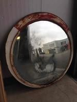 industrial mirror big