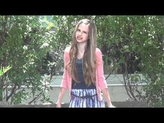 We Are Young - Fun - Glee - Cover by Madi :) (+playlist)