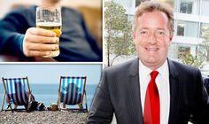 Brits abroad, Piers Morgan and warm beer - what makes us Brits blush