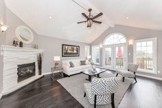 Family Room | Interior Decor | Home Staging | Neutral Decor Interior Decorating, Interior Design, Home Staging, Home Organization, Room Interior, Family Room, Neutral, Gallery Wall, Home Decor
