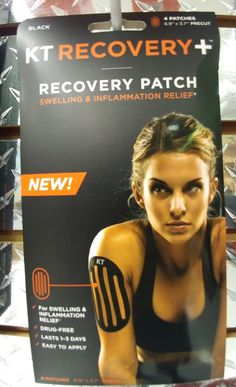 KT Recovery Tape Patch available in California Roller Skates - Huntington Beach California
