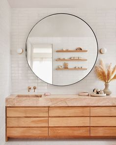 Beautiful bathroom decorating tips. Modern Farmhouse, Rustic Modern, Classic, light and airy master bathroom design some tips. Bathroom makeover a couple of tips and master bathroom remodel recommendations. Bathroom Trends, Bathroom Inspo, Bathroom Inspiration, Bathroom Interior, Bathroom Ideas, Bathroom Organization, Bathroom Storage, Bath Ideas, Bathroom Designs