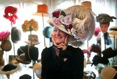 I have to go to Portland, OR and visit the Hat Museum!!