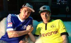 Dortmund vs. Schalke: Derby-Fieber - SPIEGEL ONLINE - Nachrichten - Sport