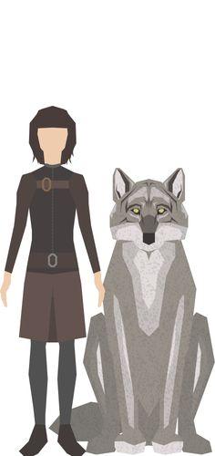 Game of Thrones graphic / by Nigel Evan Dennis