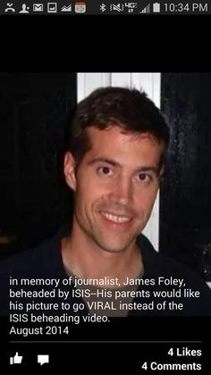 James Foley RIP
