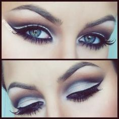 Dramatic eyes Makeup by Chrisspy by Shilpa