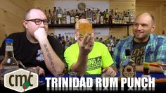 Trinidad Rum Punch 2 oz. Bacardi Oakheart Rum, 1/2 oz. Lime Juice, 1/2 oz. Simple Syrup, 3 Dashes Angostura Bitters