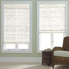 White Blinds For Windows