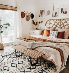 Home Decoration Living Room .Home Decoration Living Room Dream Bedroom, Room Decor Bedroom, Home Bedroom, Eclectic Bedroom Decor, Bedroom Inspo, Modern Boho Master Bedroom, Apartment Master Bedroom, Minimalist Bedroom Boho, Gallery Wall Bedroom