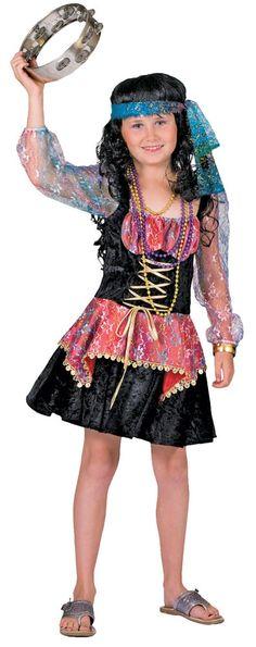 sc 1 st  Pinterest & Gypsy Spell Teen Costume | Gypsy spells Costumes and Halloween costumes