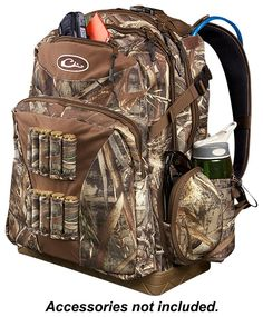 1000 ideas about waterfowl hunting on pinterest for Bass pro fishing backpack