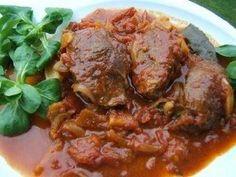 Mitonnées de joues de porc au curry et gingembre