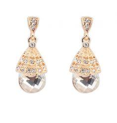 Náušnice Fascinator Light #earrings #fashionjewelry #fashionjewellery #costumejewelry #costumejewellery #bijouterie #bijoux #fashion #style #accessories