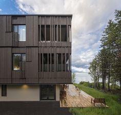 Student Residence Paul Lafleur / Bisson | Associés Architects